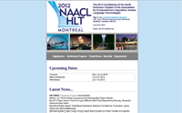 NAACL HLT 2012 Conference