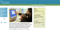 Virtual Center for Teacher Training Homepage